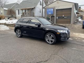 Used 2018 Audi Q5 Technik for sale in Kitchener, ON