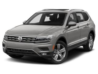 New 2021 Volkswagen Tiguan Highline *R LINE* *DIGITAL DASH**ADAPTIVE CRUISE* *LEATHER* *SUNROOF* for sale in Surrey, BC