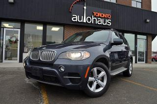 Used 2011 BMW X5 XDrive35d Panorama, Navi, Loaded for sale in Concord, ON