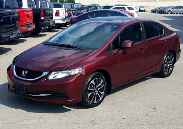 2013 Honda Civic EX Auto Certified
