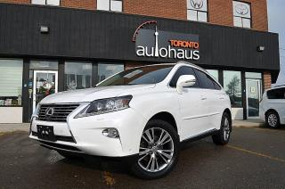 Used 2013 Lexus RX 350 Ultra Premium W/DVD & Navigation for sale in Concord, ON