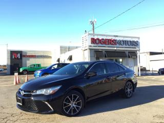 Used 2015 Toyota Camry - XSE - NAVI - SUNROOF - REVERSE CAM for sale in Oakville, ON