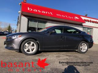 Used 2014 Mazda MAZDA6 GS, Low KMs, Sunroof, Heated Seats!! for sale in Surrey, BC