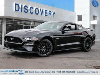 New 2021 Ford Mustang Coupe GT Premium for sale in Burlington, ON