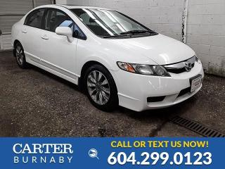 Used 2010 Honda Civic EX-L for sale in Burnaby, BC