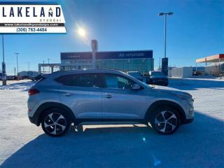 Used 2017 Hyundai Tucson 1.6T Limited AWD  - $150 B/W for sale in Prince Albert, SK