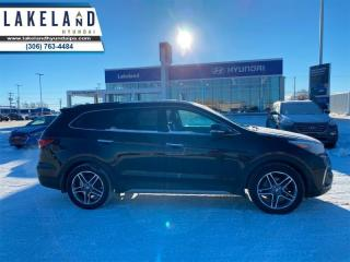 Used 2017 Hyundai Santa Fe XL Limited with 7 seats  - $204 B/W for sale in Prince Albert, SK