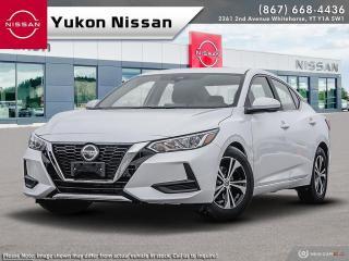 New 2021 Nissan Sentra SV for sale in Whitehorse, YT