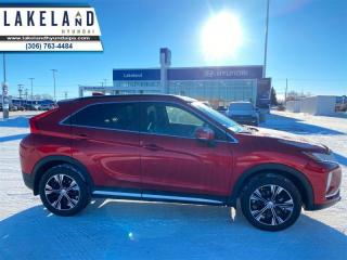 Used 2019 Mitsubishi Eclipse Cross GT S-AWC  - $221 B/W for sale in Prince Albert, SK