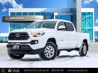 Used 2019 Toyota Tacoma SR5 V6 SR5 for sale in Cobourg, ON