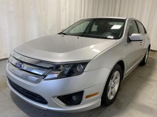 Used 2011 Ford Fusion SEL for sale in Regina, SK
