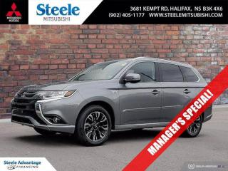 Used 2018 Mitsubishi Outlander Phev SE for sale in Halifax, NS