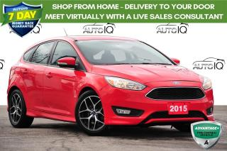 Used 2015 Ford Focus SE | FWD | SPORT PACKAGE for sale in Kitchener, ON