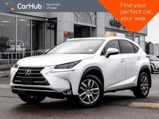 Used 2017 Lexus NX 200t Base for sale in Thornhill, ON