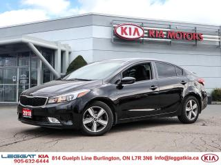 Used 2018 Kia Forte LX | AUTO | BLUETOOTH | BACKUPCAM | GREATONGAS for sale in Burlington, ON