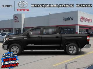 New 2021 Toyota Tundra TRD Off-Road Premium  - Sunroof for sale in Steinbach, MB