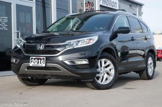 Used 2016 Honda CR-V SE for sale in Chatham, ON