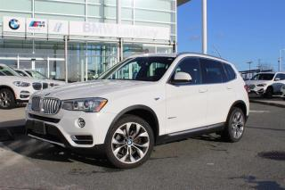 Used 2015 BMW X3 xDrive28d for sale in Langley, BC