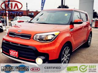 Used 2017 Kia Soul SX Turbo/Low Km/18
