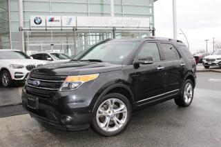 Used 2014 Ford Explorer LIMITED for sale in Langley, BC