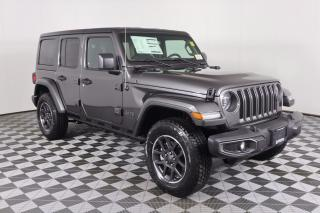New 2021 Jeep Wrangler UNLIMITED SPORT for sale in Huntsville, ON