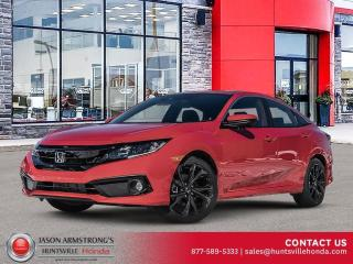 New 2021 Honda Civic Sport for sale in Huntsville, ON