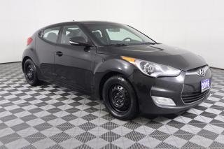 Used 2016 Hyundai Veloster Tech ONE OWNER - NO ACCIDENTS! NAVIGATION, SUNROOF, AUTO for sale in Huntsville, ON