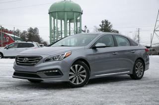 Used 2015 Hyundai Sonata Sport SPORT PKG for sale in Stittsville, ON