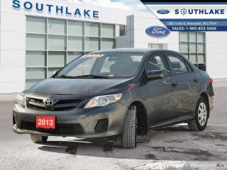 Used 2013 Toyota Corolla S AUTO|CLOTH| for sale in Newmarket, ON