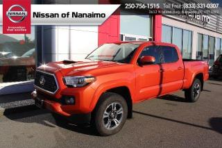 Used 2018 Toyota Tacoma SR5 for sale in Nanaimo, BC