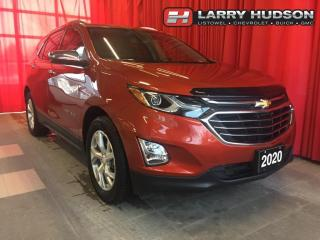 Used 2020 Chevrolet Equinox Premier AWD | Leather | Rear Vision Camera | Front Fog Lights for sale in Listowel, ON