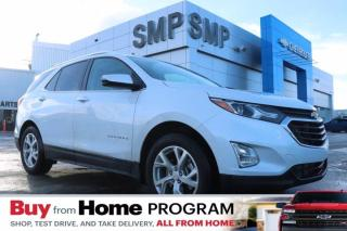 Used 2018 Chevrolet Equinox LT- AWD, 2.0L Turbo, Sunroof, Htd Seats, Pwr Lift Gate, Remote Start for sale in Saskatoon, SK