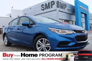 Used 2017 Chevrolet Cruze LT- Heated Seats, Remote Start, Back Up Camera for sale in Saskatoon, SK