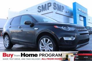 Used 2016 Land Rover Discovery Sport HSE LUXURY - Navigation, Heated Leather, Sunroof,  New Tires for sale in Saskatoon, SK