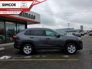 New 2021 Toyota RAV4 XLE AWD  - Sunroof - $270 B/W for sale in Simcoe, ON