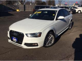 Used 2015 Audi A4 2.0T Komfort plus for sale in Sarnia, ON