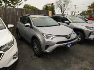 Used 2018 Toyota RAV4 LE for sale in Sarnia, ON