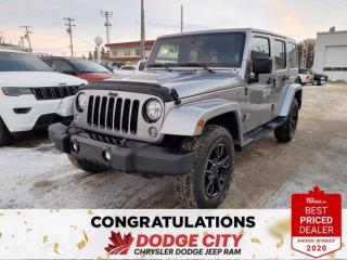 Used 2018 Jeep Wrangler JK Unlimited Sahara for sale in Saskatoon, SK