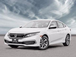 New 2021 Honda Civic Sedan EX for sale in Corner Brook, NL