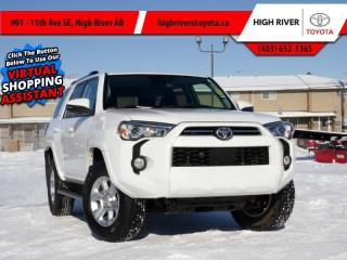 Used 2020 Toyota 4Runner SR5 for sale in High River, AB