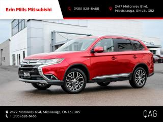 Used 2018 Mitsubishi Outlander SE AWC|NO ACCIDENTS|1OWNER|ROOF|CAM for sale in Mississauga, ON