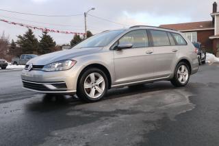 Used 2019 Volkswagen Golf SportWagen Comfortline for sale in Conception Bay South, NL