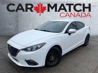 Used 2015 Mazda MAZDA3 GX / AUTO / AC / ALLOY'S for sale in Cambridge, ON
