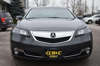 Used 2012 Acura TL w/Tech Pkg for sale in Oakville, ON