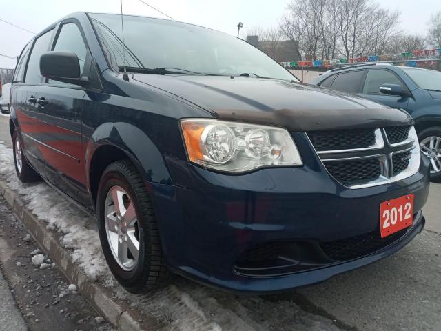 2012 Dodge Grand Caravan SXT-EXTRA CLEAN- 7 SEATS-ECO- AUX- ALLOYS