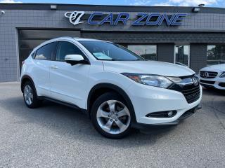 Used 2016 Honda HR-V EX-L for sale in Calgary, AB