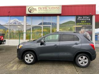 Used 2015 Chevrolet Trax LT for sale in Campbell River, BC