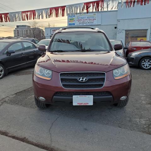 2008 Hyundai Santa Fe GLS 5-Pass