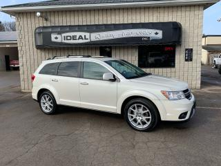 Used 2013 Dodge Journey R/T for sale in Mount Brydges, ON