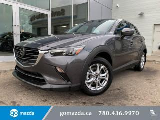 New 2021 Mazda CX-3 GS for sale in Edmonton, AB